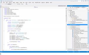 Visual Studio 11 Release Candidate