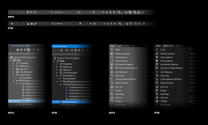 Visual Studio 11 RTM Dark Theme